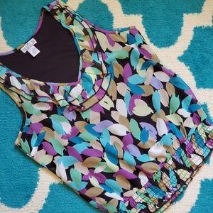 Trixxi blouse size xl